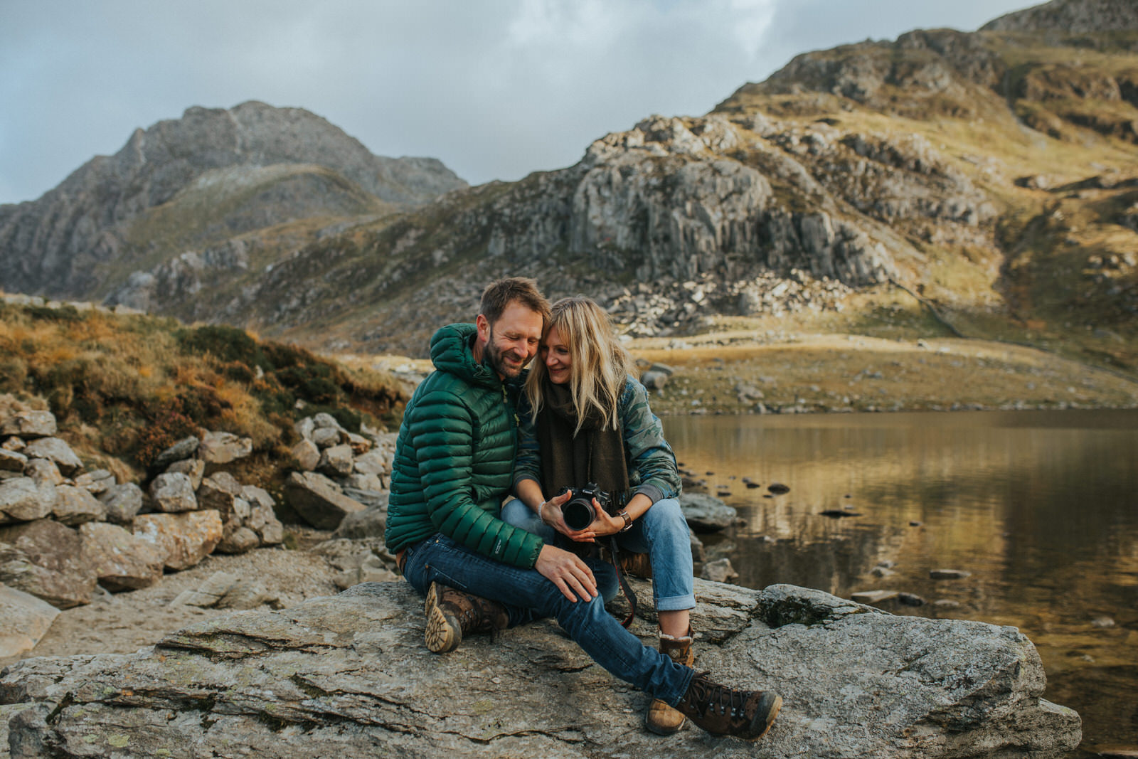 Couples Shoot north wales