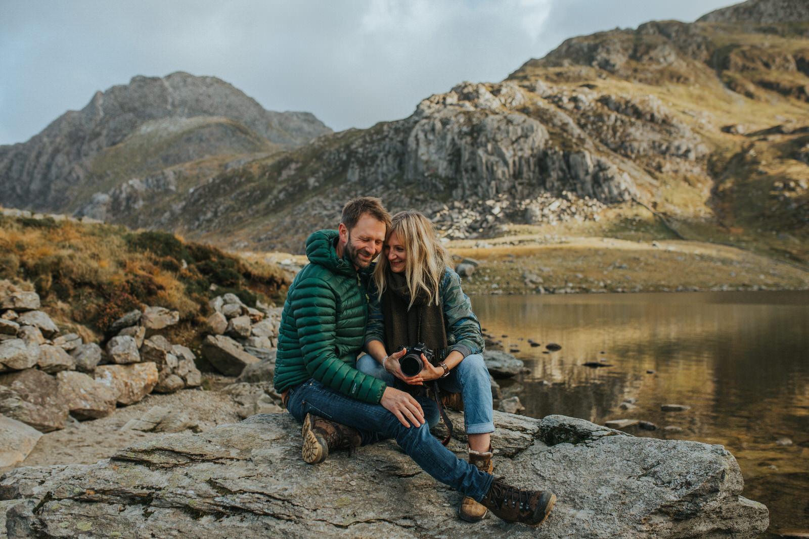 Couples Shoot north wales